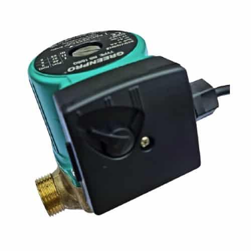 220Vac 28mm Hot Water Circulation Pump