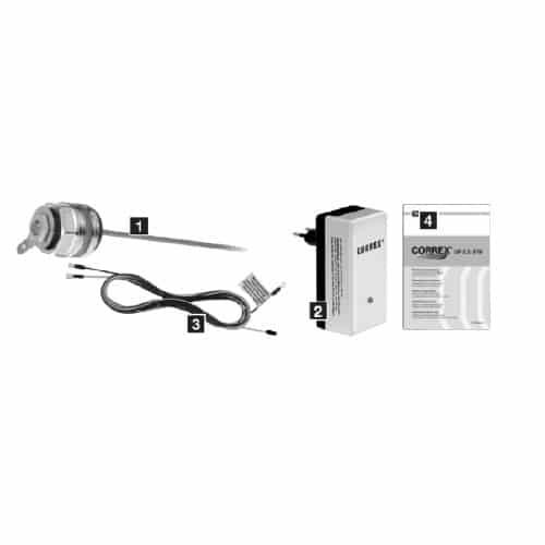Electronic Maintenance Free Anode