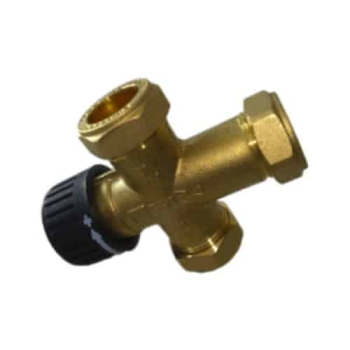 Thermostatic Tempering Valve