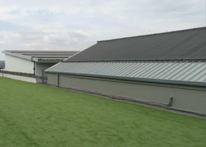 34 Heliocol Panels - Midstream Estate Gym