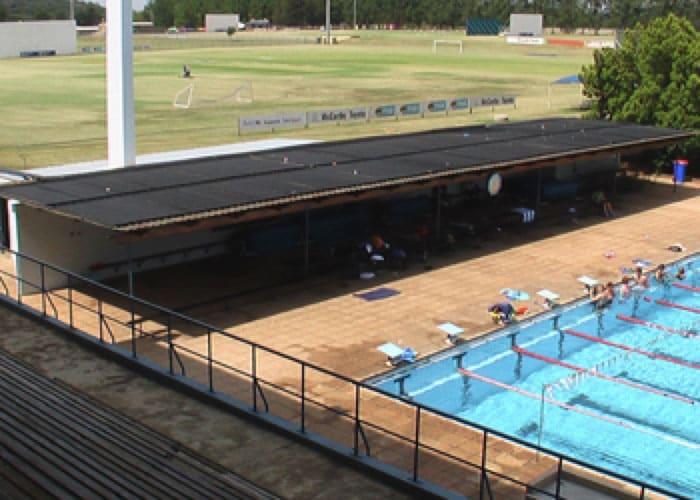 98 Heliocol Panels - Pretoria University