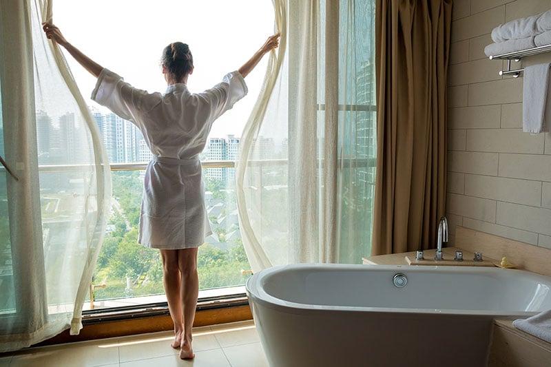 Hotel Water Heating